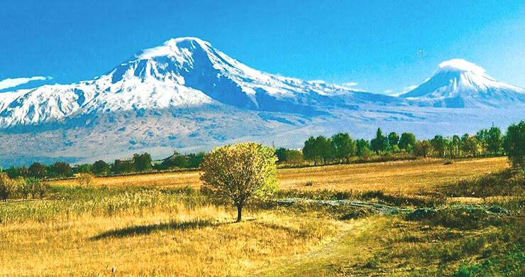 Гора Арарат фото
