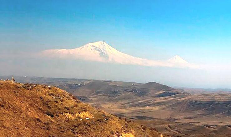 Фото горы Арарат