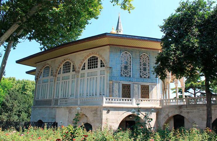 Фото четвертого двора Топкапы