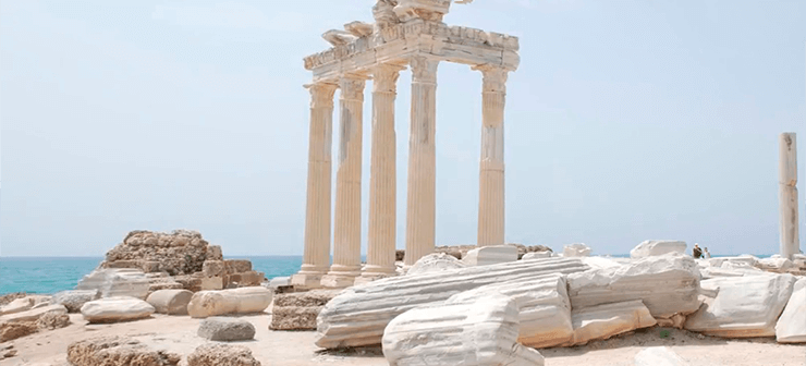 Храм Аполлона фото
