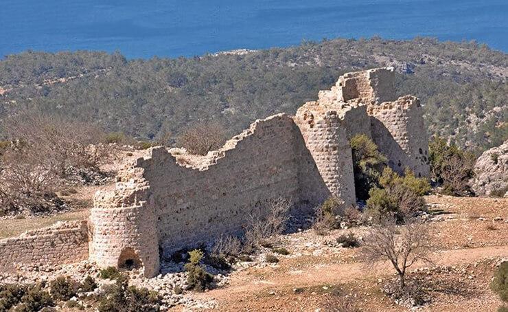 Крепость Токмар фото
