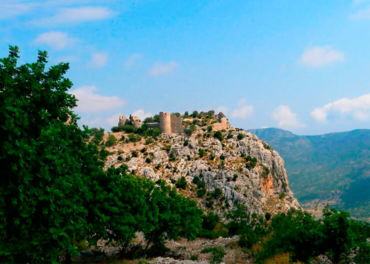 Фото крепости Токмар