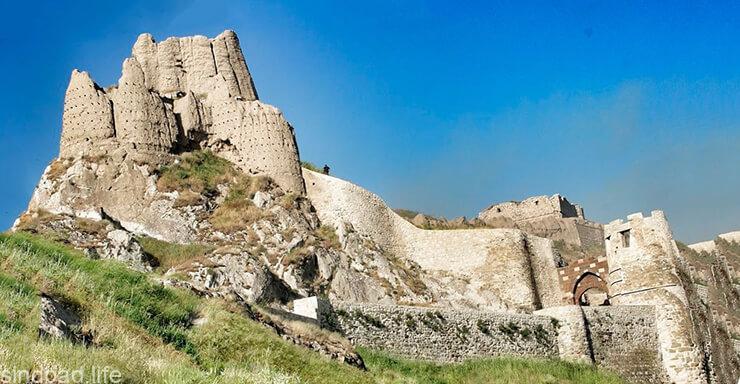 Ван крепость