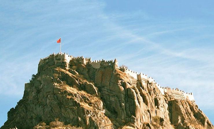 Фото крепости Карахисар