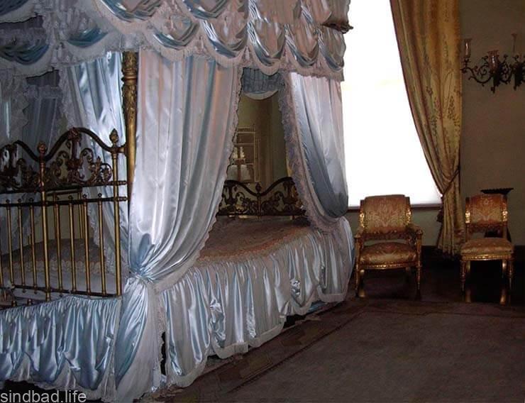 Гарем во двореце Долмабахче