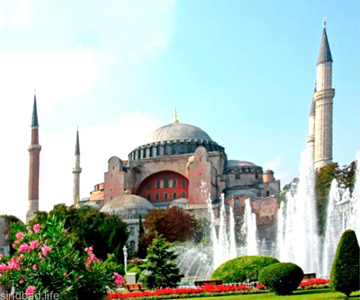 Фото Музей Айя-София в Стамбуле