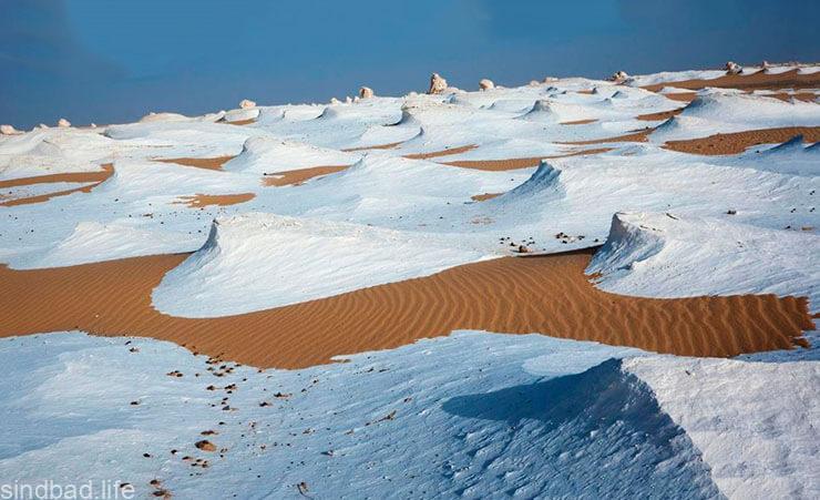 Белая пустыня фото