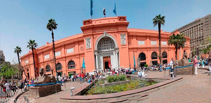 Египетский национальный музей фото