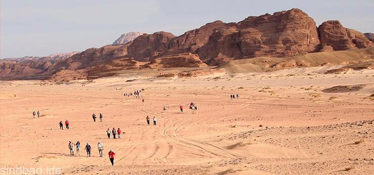 Подножье горы Синай