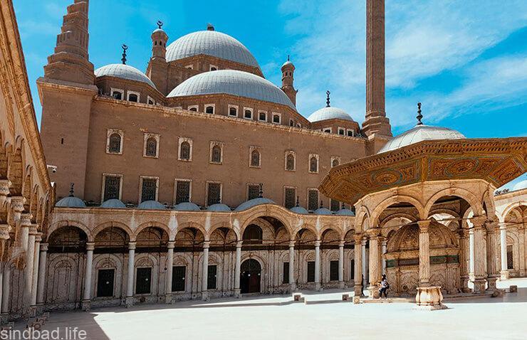 Каирская цитадель фото