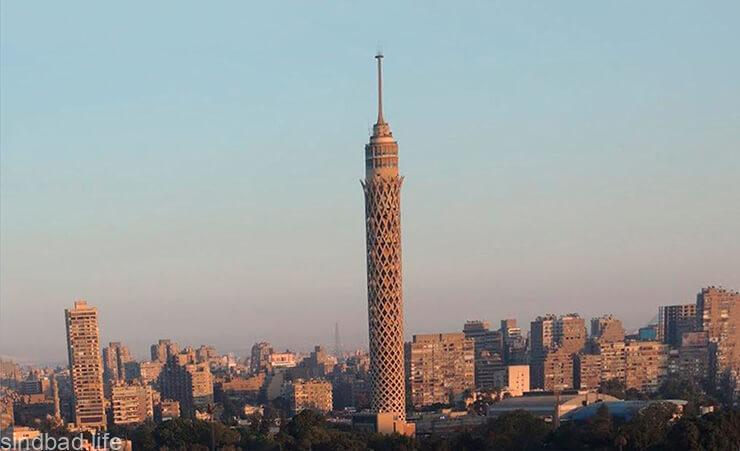 Каирская телебашня фото