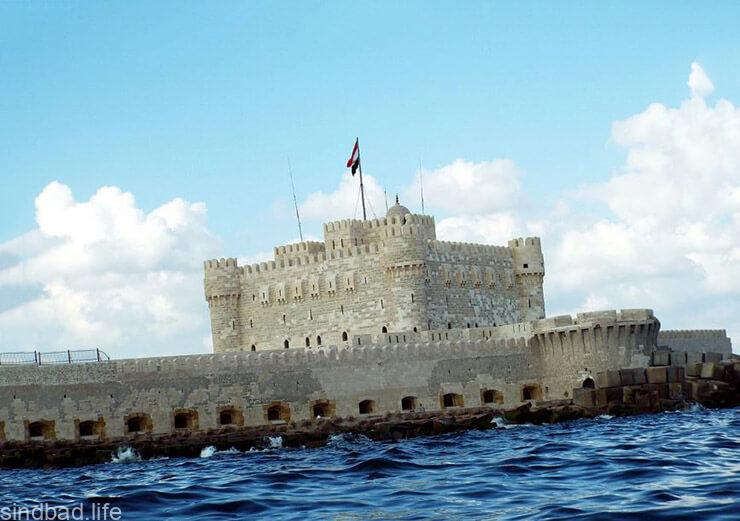 Фото крепости Кайт-Бей в Александрии