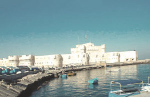 Крепость Кайт-Бей в Александрии