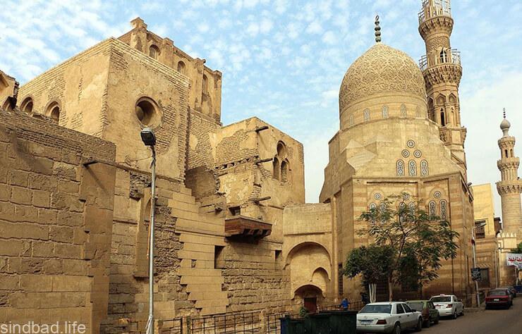 Мечеть Аксункура фото