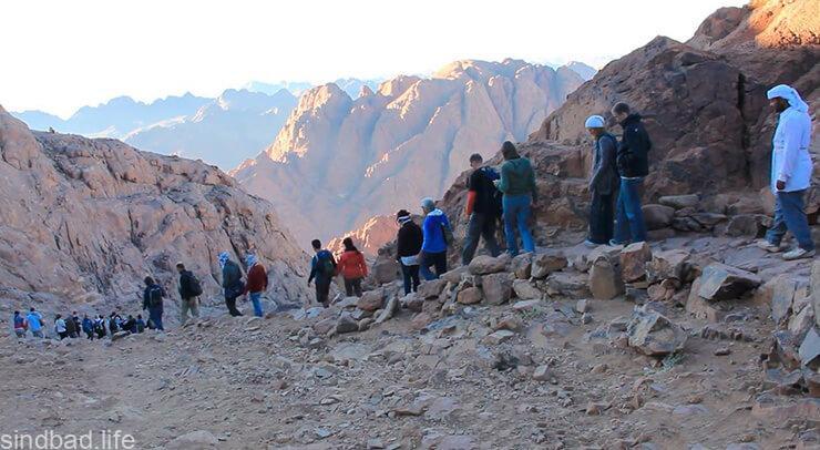 Гора Синай фото