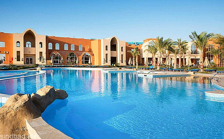 Гостиницы в Марса-эль-Алам