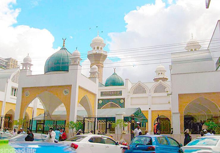 Фото мечети Джами