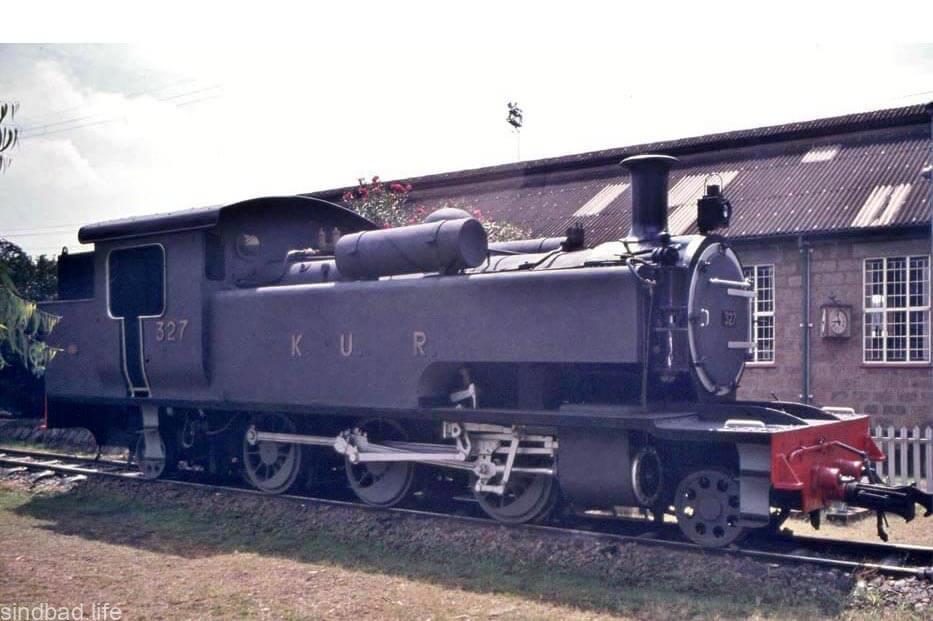 Железнодорожный музей Найроби