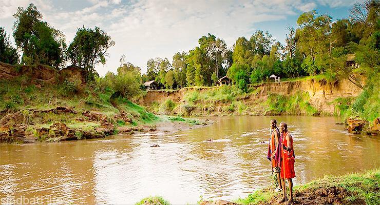 Национальный парк Масаи-Мара фото
