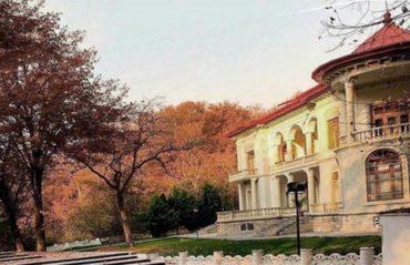 Дворцовый комплекс Саадабад в Тегеране