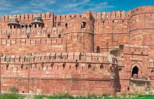 Красный форт в Агре, или Агра-форт