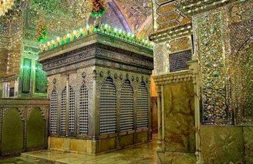 Мавзолей Шах-Черах в Ширазе