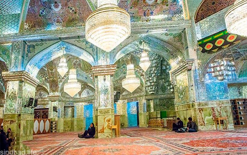 Мавзолей Шах-Черах в Иране