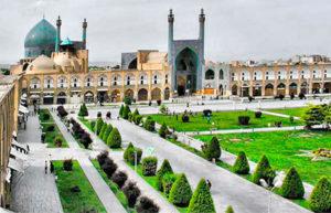 Площадь Имама, или площадь Накш-э Джахан