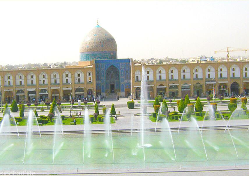 Фото площади Накш-э Джахан