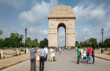 Триумфальная арка Ворота Индии
