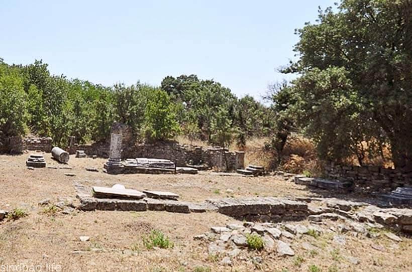 Римские бани Троя
