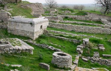 Древний город Троя, или Илион