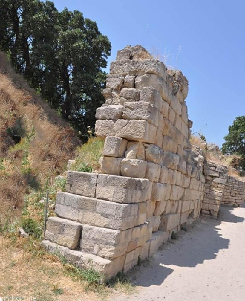 Восточные ворота Трои