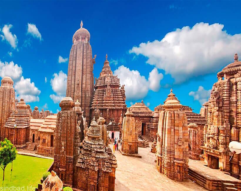 Бхубанешвар – город храмов