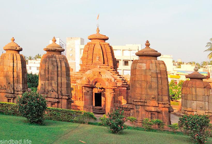 Храм Муктешвара