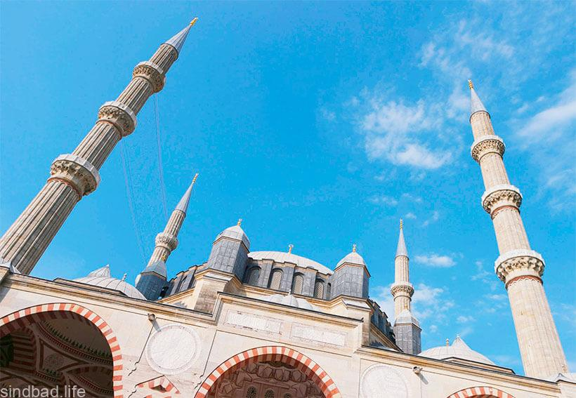 Мечеть Селимие фото