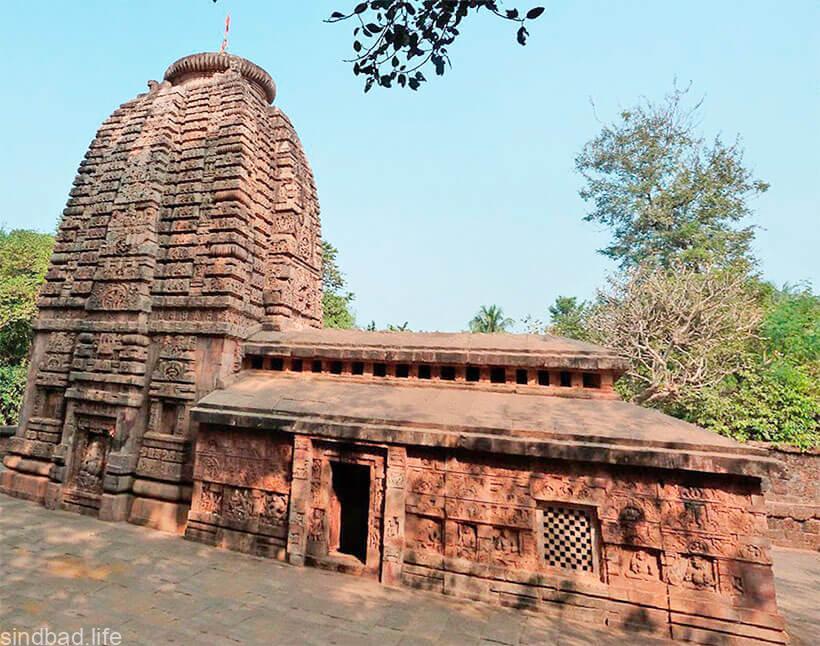 Храм Брахмешвара