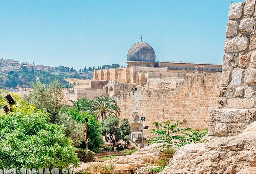 борьба за мечеть аль акса