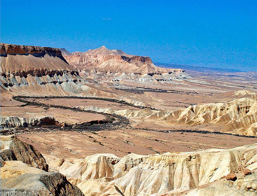 Негев пустыня