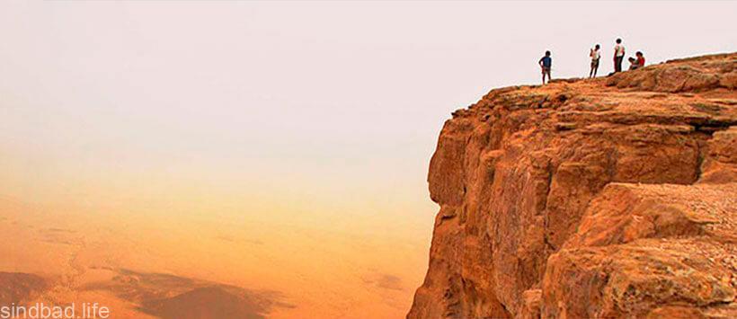 фото пустыни Негев
