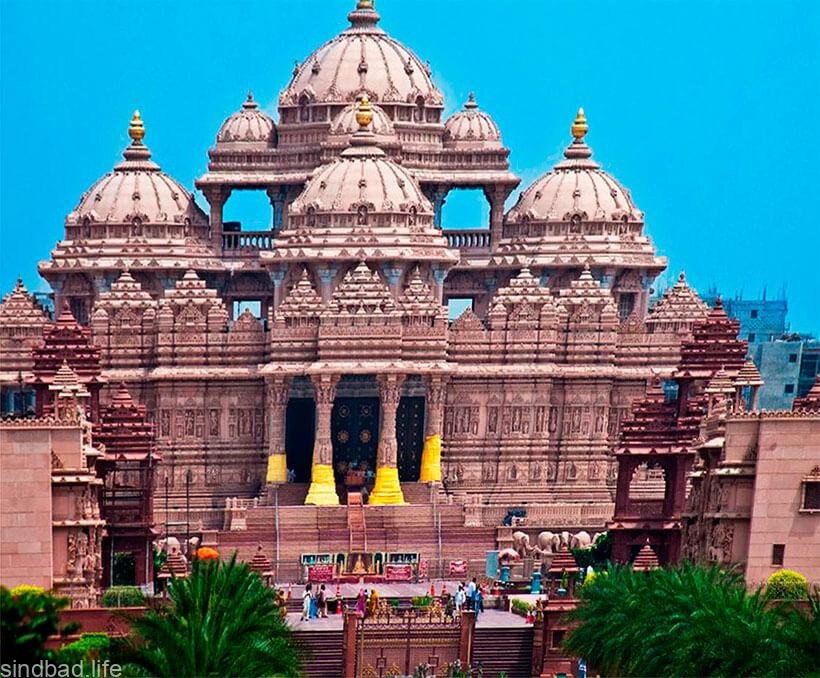 Индуистский храм Акшардхам
