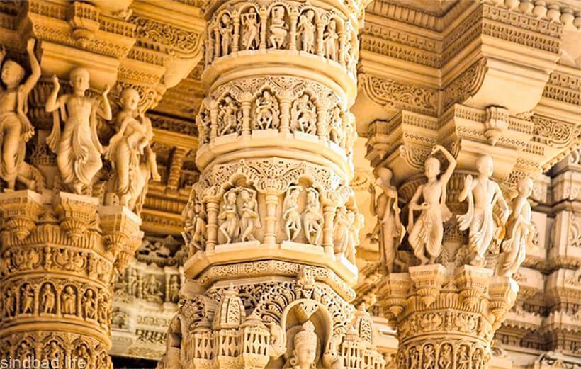 храм индуистский Акшардхам