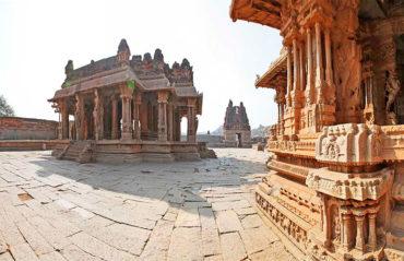 Деревня Хампи – бывшая столица Виджаянагарской империи