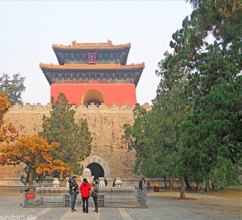 Гробница Чжаолин
