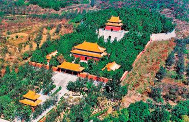 Гробницы династии императоров Мин