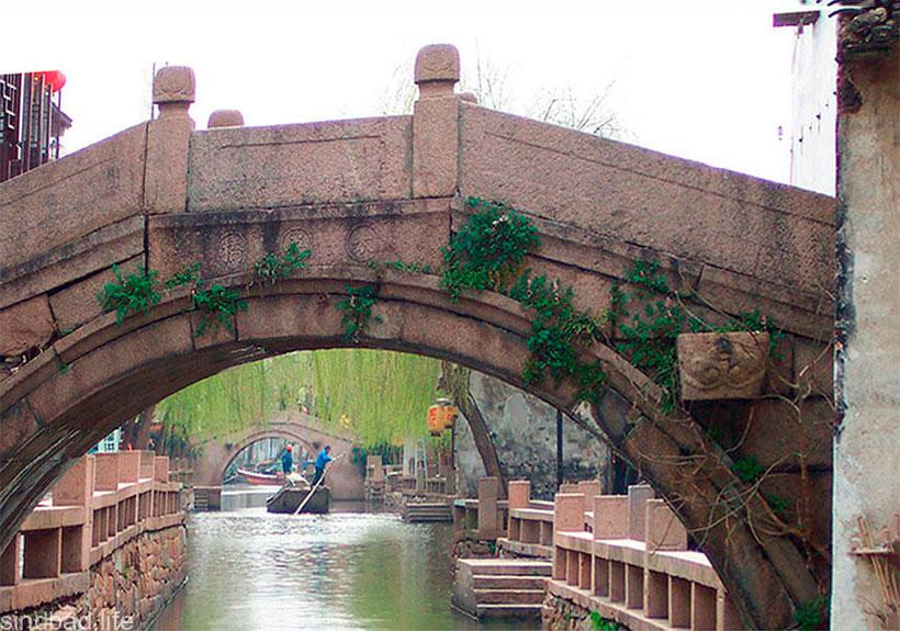 Чжоучжуан город