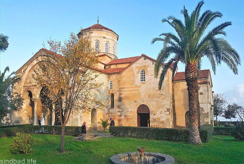фото Храма Святой Софии