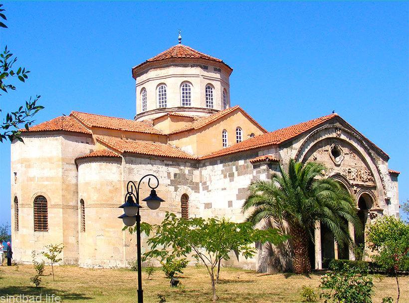 Трабзон Храм Святой Софии