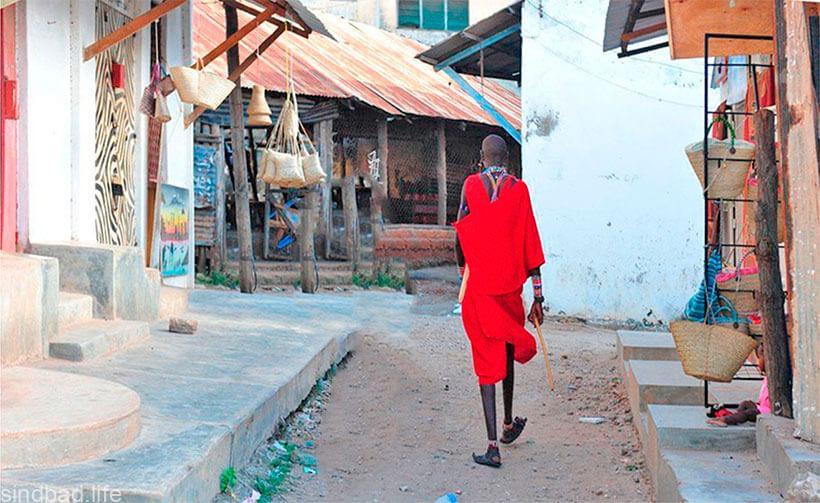 История города Малинди