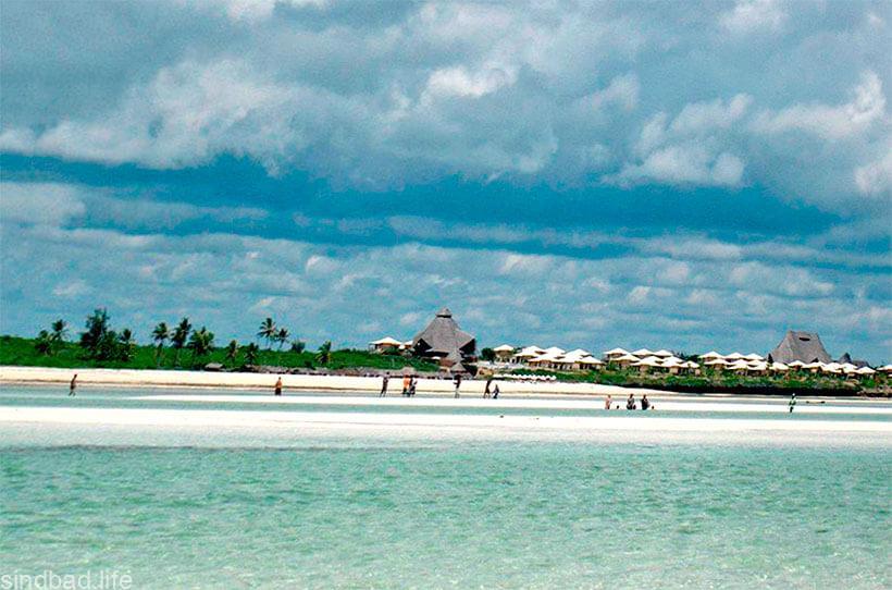 пляжи в Малинди
